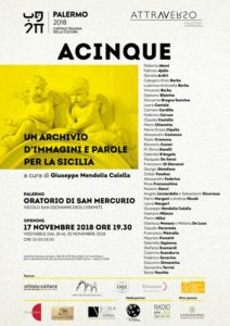 A Palermo la mostra Acinque
