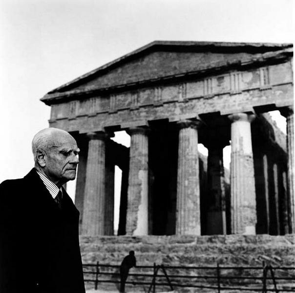 Alberto Moravia 1986 (ph. Pitrone)