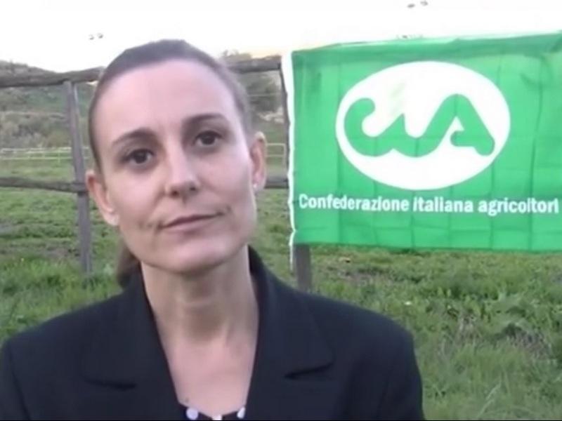 Rosa Giovanna Castagna presidente Cia Sicilia