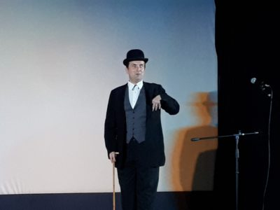 Gianfranco Ponte e Totò