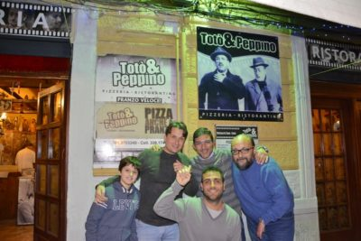 Terzo raduno per Totò, Referencepost