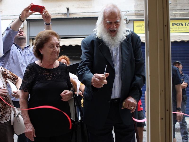 Augusta Schiera e Vincenzo Agostino