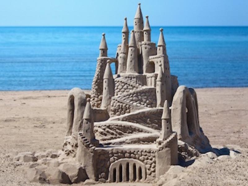 Le mafie, Castelli di sabbia