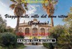 Locandina. Passeggiata Siciliando Style a Bagheria