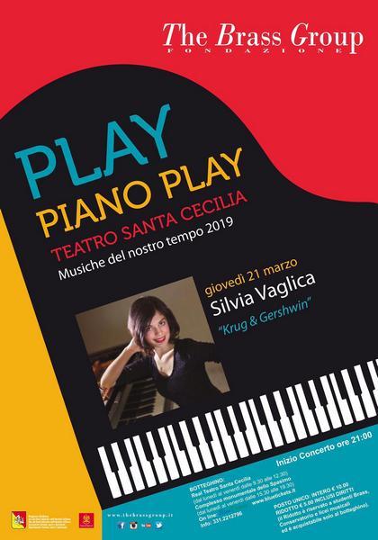 Silvia Vaglica in concerto