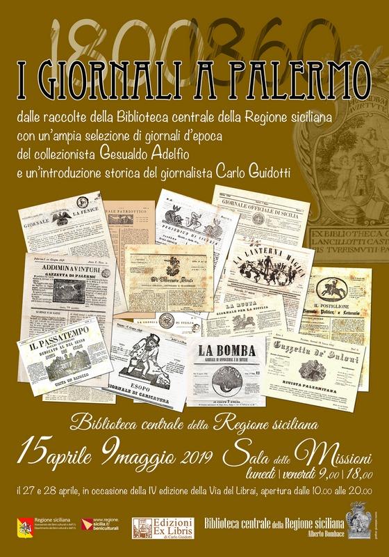Locandina Edizioni Ex Libris
